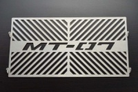Yamaha MT-07 Stainless Radiator Cover