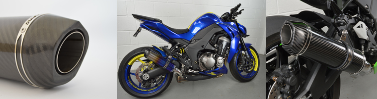 Custom writing companies motorcycle exhaust