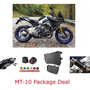 Yamaha MT-10 Package Deal - 01