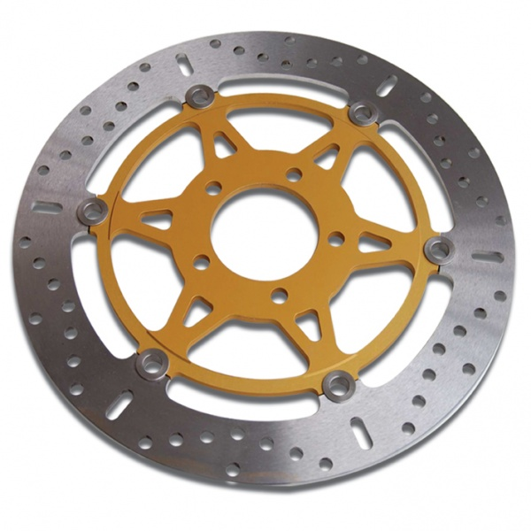 EBC Pro Lite Rear Brake Disc For Yamaha 1999 YZF600R Thundercat