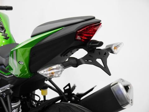 Kawasaki Ninja 125 2019 Evotech Performance Tail Tidy