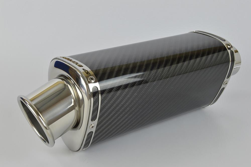 Suzuki GSX-S1000 Round Big Bore Xtreme Carbon Fibre