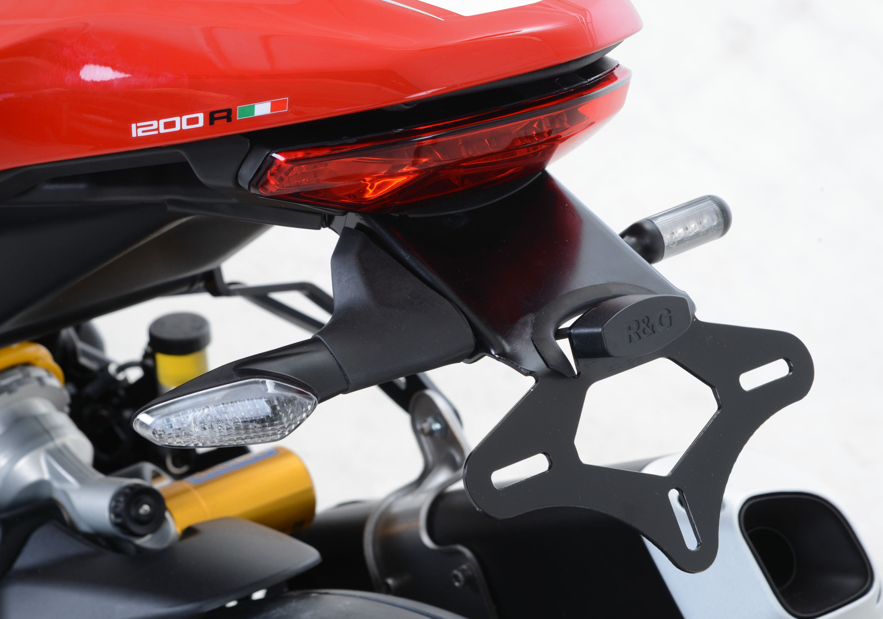 Ducati Monster Evotech Tail Tidy