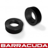 Barracuda Bar End Adaptors - Triumph - TT1000