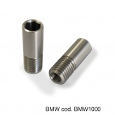 Barracuda Bar End Adaptors - BMW - BMW1000