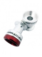 Barracuda Paddock Stand Bobbins + Red Inserts