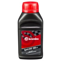 Brembo Sport Evo 500+ Brake & Clutch Fluid - 250ml