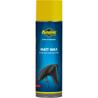 Putoline Matt Wax Polish 500ml