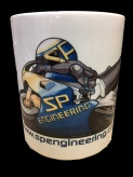 SP Engineering Branded Coffee Mug