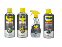 WD40 Specialist Bike Cleaning Care Kit 4 Pcs - Chain Wax
