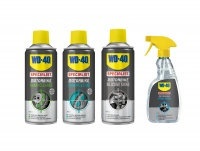 WD40 Specialist Bike Cleaning Care Kit 4 Pcs - Chain Lube