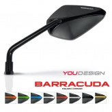 Barracuda A-Version Mirrors